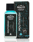 The Mouth Company Cool Mint Mouthwash (Alcohol Free) - 100 ml