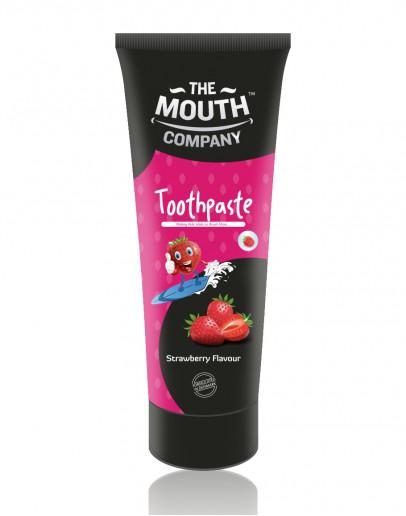 Toothpaste Strawberry 50g