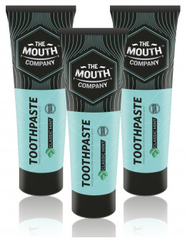 Toothpaste Classic Mint 50g - Pack of 3