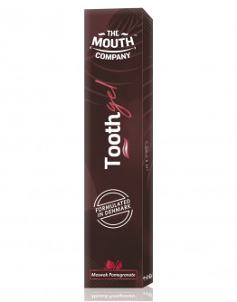 The Mouth Company Meswak & Pomegranate Toothgel pack of 3 - 20gm
