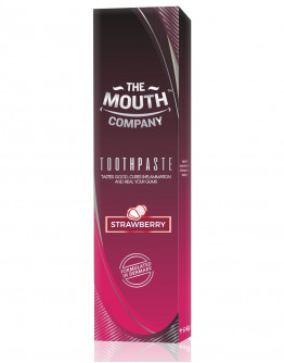 Toothpaste Strawberry 50g - Pack of 2
